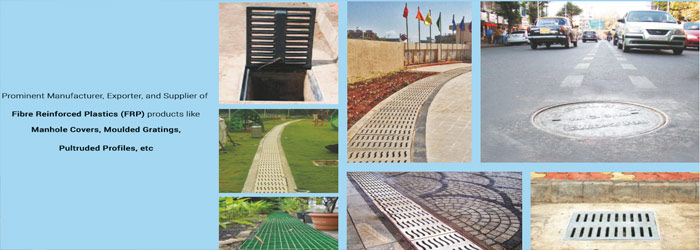 FRP/GRP Water Entrants & Gully Gratings